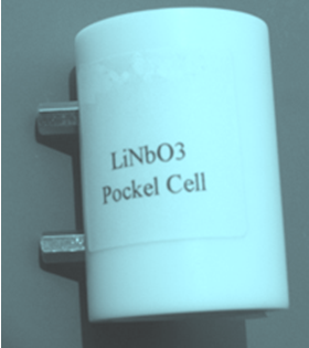 LiNbO3 Pockels Cell