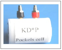 KD*P Pockels cell